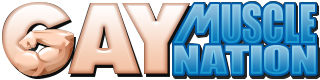 Gay Muscle Nation logo